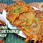 Tuna Vegetable Okoy