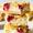 Almond Raspberry Cheesecake Bars