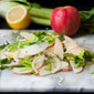 Apple fennel salad