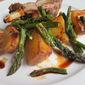 Balsamic Roasted New Potatoes & Asparagus