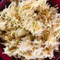 Aloo Sevai / Potato Vermicelli