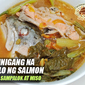 Sinigang na Ulo ng Salmon sa Sampalok at Miso