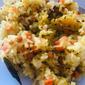 Carrot Poha / Carrot Avalakki