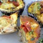 Vegetable Cups | Sweet Potato And Butter Beans