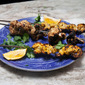 Summer's Here.... Throw Some Shrimp In The Tandoor!