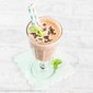 Double Mint Chocolate Keto Smoothie