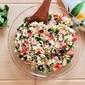 Greek Orzo Summer Salad