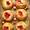 Strawberry Cheesecake Vatrushka Buns