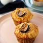 August Means Ricotta and Olive Oil Muffins with Figs