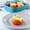 4-Ingredient Creamy Pesto-Stuffed Baked Tomatoes with Mozzarella