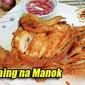 Daing na Manok