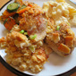 Corn & Chicken Scallop