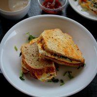 Breakfast Egg Sandwich Recipe