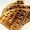 Sour Cream Sourdough Waffles