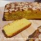 Orange Almond Semolina Cake