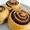 Salted Caramel Scrolls With Dark Chocolate