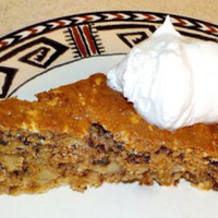 Flipping Over Apple Cake.