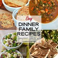 Midweek Menu #116 – Beef & Bean Soup