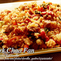 Pork Chao Fan