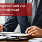 Which is the best immigration consultants in Hyderabad?
