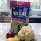 Rice Is Nice With Cauliflower And Potatoes. When I Give Regal Rice A Test Drive.