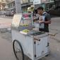 Tukang Kue Pancong (Bandros)