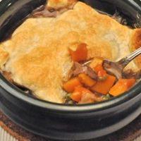 Lamb Pot Pie; spring?