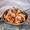 4-Ingredient Salt and Vinegar Mushroom Chips