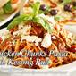 Chicken Chunks Pasta with Kesong Puti