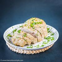 4-Ingredient Super-Easy Chicken Meatloaf