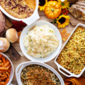 Easy to Make All American Thanksgiving Day Meal