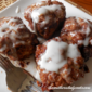 HOW TO MAKE CINNAMON ROLL BISCUIT BITES