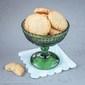5-Ingredient Dairy-Free Egg-Free Keto Lemon Cookies