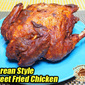 Korean Style Street Fried Chicken