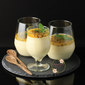 Passion Fruit Mousse (Eggless)