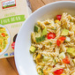 High Protein Pastas with a variety of sauces
