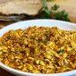 Street Style Masala Egg Kheema Curry