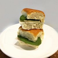 Dinner Roll Sandwich