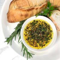 Herb Dipping and Marinating Oil