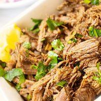 Beef Barbacoa Keto Chipotle Bowl
