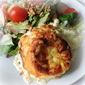 Twice Baked Cheese Soufflés