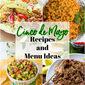 Cinco de Mayo Recipes And Menu Ideas