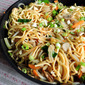 Vegetable Chow Mien (Small Batch)