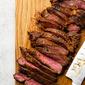 Tangy Sweet Steak Fajitas