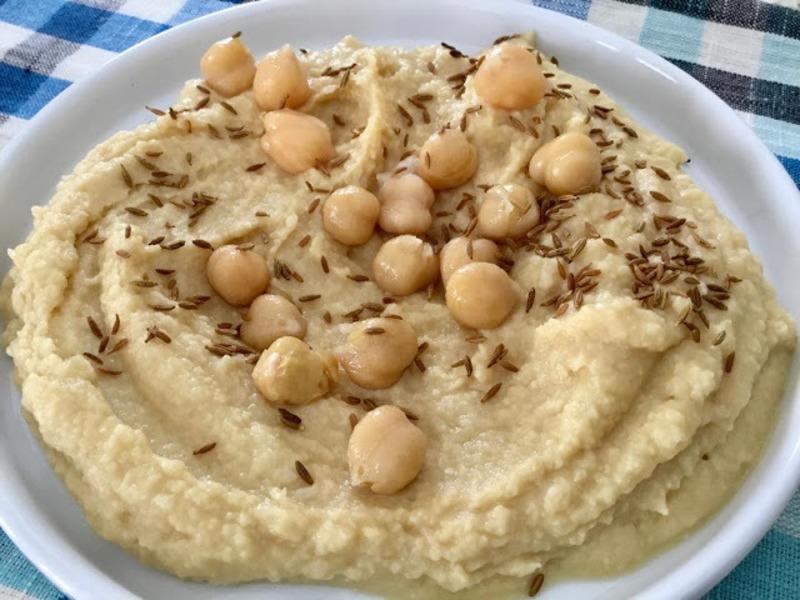 My Best Hummus Recipe