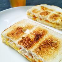 CHEESE CARROT POTATO SANDWICH