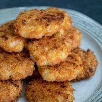Keto Chicken Nuggets with Canned Chicken
