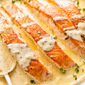 Pan Seared Salmon with Mustard Cream Sauce