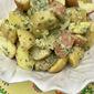Herbed Potato Salad - no mayo