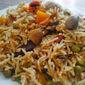 MUSHROOM VEGETABLES BIRYANI (IN RICE COOKER)